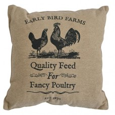 Fancy Poultry Pillow