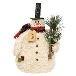 """""""Chilly"""" Snowman"""