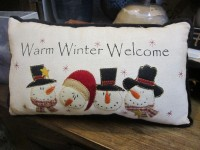Warm Winter Welcome
