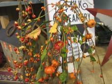 Pumpkin Willow Tree