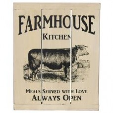 Farmhouse Kitchen Sign 'Always Open'