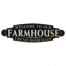 'Welcome to our Farmhouse'